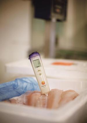 Production température