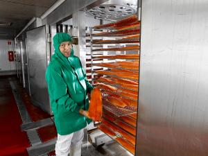 Product manager rokerij Marine Harvest Pieters Oostende